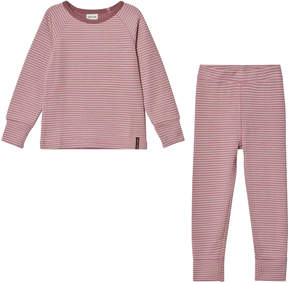 Mini A Ture Nostalgia Rose Stripe Pyjamas