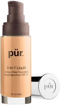 PUR Cosmetics 4-in-1 Liquid Foundation SPF 15 - Light Tan