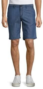 Original Paperbacks Cotton Chambray Shorts