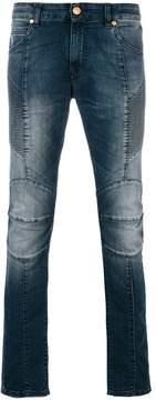 Pierre Balmain slim-fit trousers