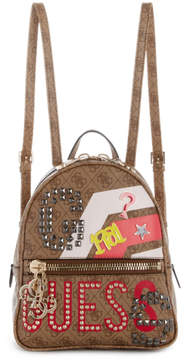 GUESS Urban Chic Studded Small Backpack