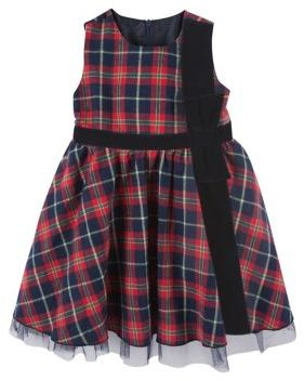 Andy & Evan Toddler's & Little Girl's Plaid Dress