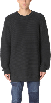 Remi Relief Knit Sweater