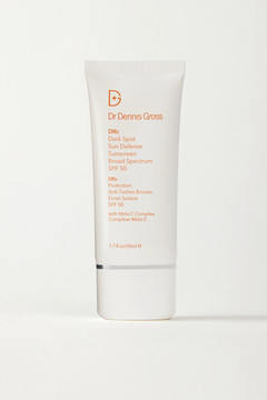Dr. Dennis Gross Skincare Dark Spot Sun Defense Sunscreen Spf50, 50ml - Colorless