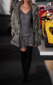 Ralph Lauren Beaded Titina Dress