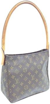 Louis Vuitton Looping cloth handbag - OTHER - STYLE