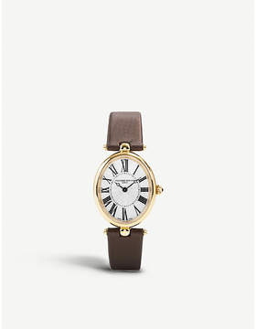Frederique Constant 200mpw2v5 Classics Art Deco gold-plated watch