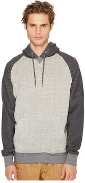 VISSLA Manasquan Raglan Pullover Hooded Fleece Men's Fleece