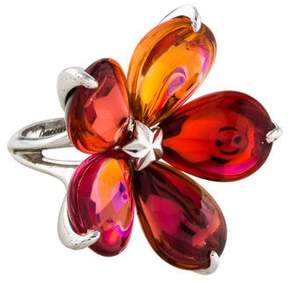 Baccarat Fleurs de Psydélic Day Ring
