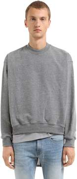 Fear Of God Crewneck Cotton Blend Sweatshirt