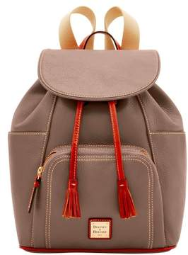Dooney & Bourke Pebble Backpack - ELEPHANT - STYLE