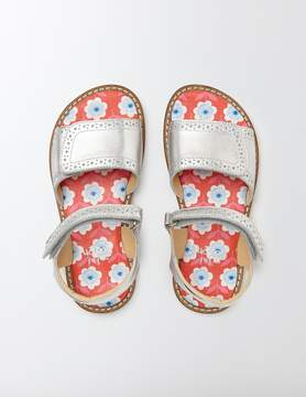 Boden Leather Velcro Sandals
