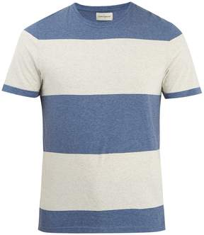 Oliver Spencer Conduit striped cotton-jersey T-shirt