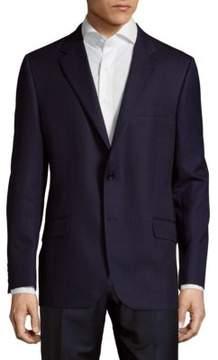 Hickey Freeman Textured Cotton Jacket