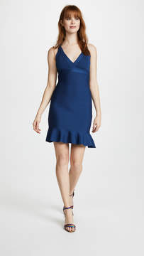 Moschino V Neck Dress