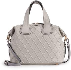 Mellow World Meg Quilted Satchel