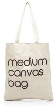 Bloomingdale's Medium Canvas Tote - 100% Exclusive