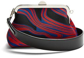 MARQUES'ALMEIDA Abstract-jacquard bag