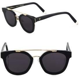 Gentle Monster Tilda Swinton X Newtonic 64MM Rounded Square Sunglasses