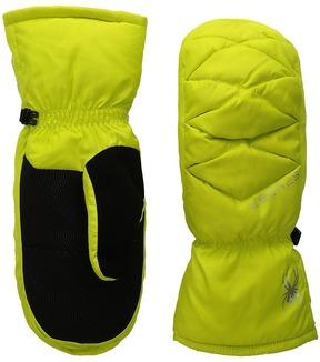 Spyder Candy Down Mitten Extreme Cold Weather Gloves