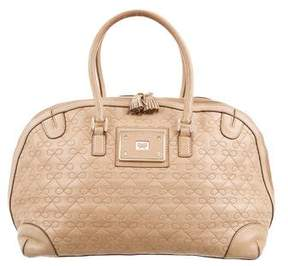 Anya Hindmarch Quilted Leather Handle Bag