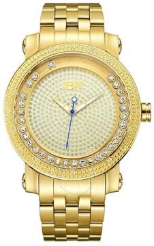 JBW Hendrix Gold-Tone Diamond Men's Watch