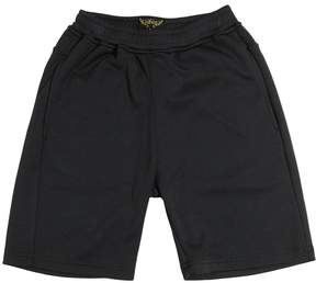 Finger In The Nose Cotton Blend Shorts