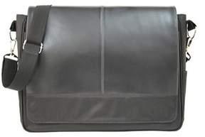 Royce Leather Unisex Messenger Bag-nylon 687-6.