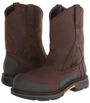Ariat Overdrive XTR Pullon H20 Men's Work Boots