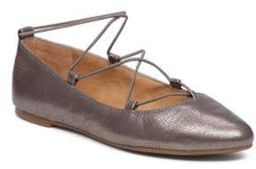 Lucky Brand Aviee Leather Flats