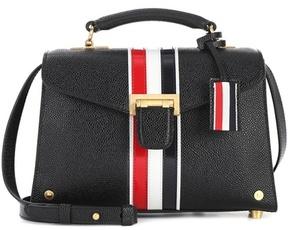 Thom Browne Mrs Thom leather shoulder bag