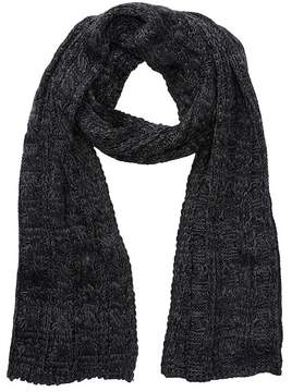 Tommy Bahama Chunky Knit Wool Blend Wrap Scarf