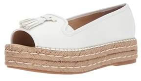 Adrienne Vittadini Footwear Women's Parke Flat Sandal.