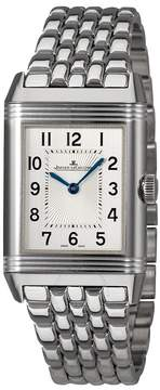 Jaeger-LeCoultre Jaeger Lecoultre Reverso Classic Medium Duetto Men's Hand Wound Watch