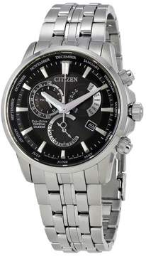 Citizen Eco-Drive BL8140-55E Black Dial Watch