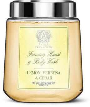 Simplehuman Simple Human Antica Farmacista Lemon, Verbena & Cedar Foaming Hand Wash Cartridge for Sensor Pump, 10 oz./ 296 mL