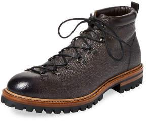 Antonio Maurizi Men's Alpine Leather Boot