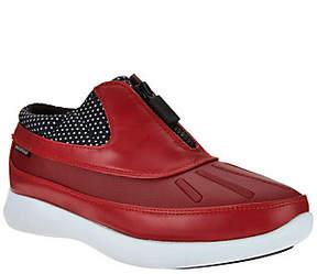 Cougar Waterproof Zip Front Sneaker Booties - Shazam