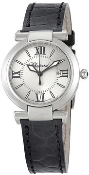 Chopard Imperiale Silver Dial Ladies Watch
