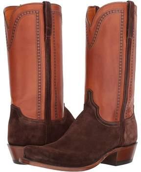 Lucchese Sutton Cowboy Boots