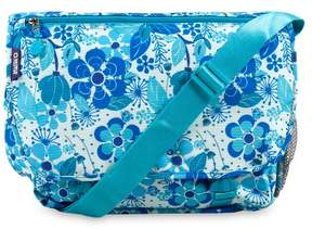 J World JWorld Terry Messenger Bag - Blue Vine