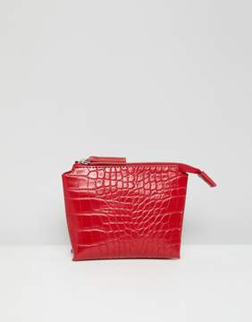 French Connection Lea Zip Purse