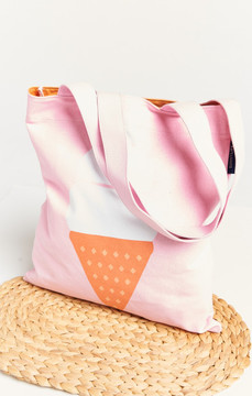 Sunnylife ~ Ice Cream Tote Bag ~ Pink