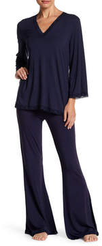Barefoot Dreams Luxe Milk Jersey Long Pant