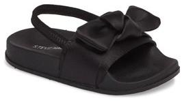 Steve Madden Toddler Girl's Tsilky Knotted Slide Sandal