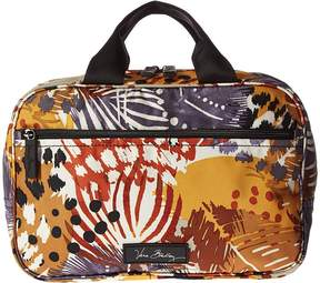 Vera Bradley Lighten Up Travel Organizer Luggage - PAINTED FEATHERS - STYLE