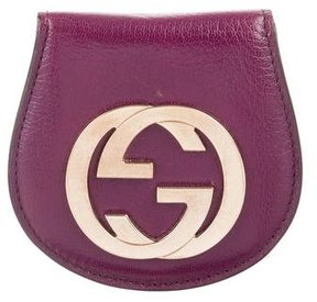 Gucci Blondie Coin Pouch - PURPLE - STYLE