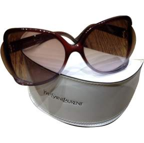 Saint Laurent Oversize Sunglasses