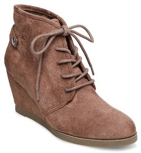 Madden-Girl Dusky Wedge Boot