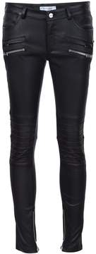 Anine Bing biker leather pants